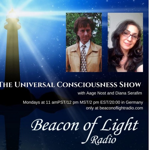 The Universal Consciousness Show 9.11.17 Healing With Thought