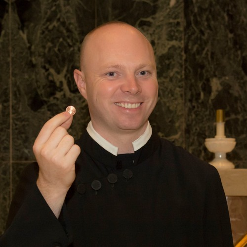 Sound Bite: After the Professions Mass: Paulist Seminarian Michael Hennessy