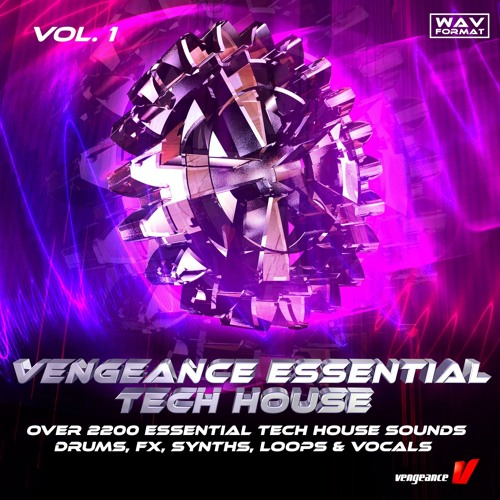 Vengeance Samplepack: Essential Tech HouseVol.1