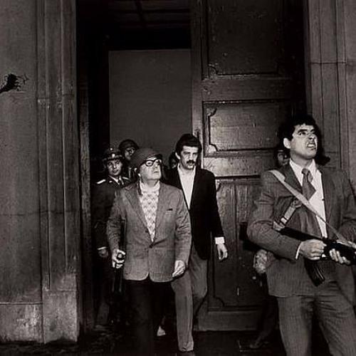 Há 44 anos, golpe militar no Chile derrubava o presidente socialista Salvador Allende