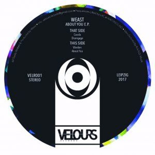 Weast - Cocola (Original Mix) [Velours Records] [MI4L.com]