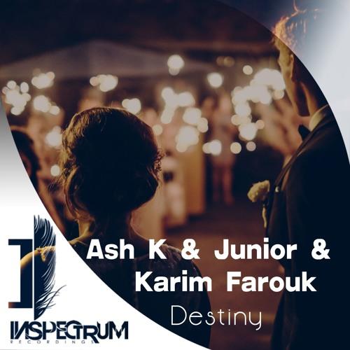 Ash K & Junior & Karim Farouk - Destiny [Inspectrum Recordings]