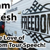 Adam Kokesh's For the Love of Freedom Tour Speech in Dallas, TX