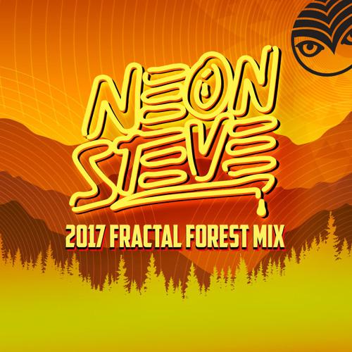 Neon Steve - 2017 Fractal Forest Mix (Shambhala)