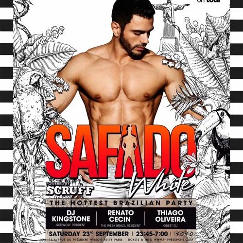 SAFADO : PARIS EDITION.   2017.   DJ RENATO CECIN