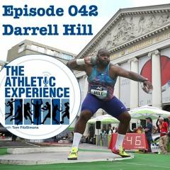 042 - Darrell Hill - 2017 Diamond League Champion - Shot Put