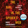 The Girl in the Spider's Web by David Lagercrantz, read by Simon Vance