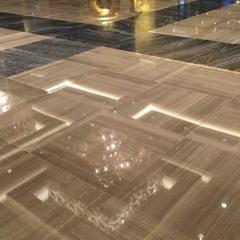 Marble Floor Gazing