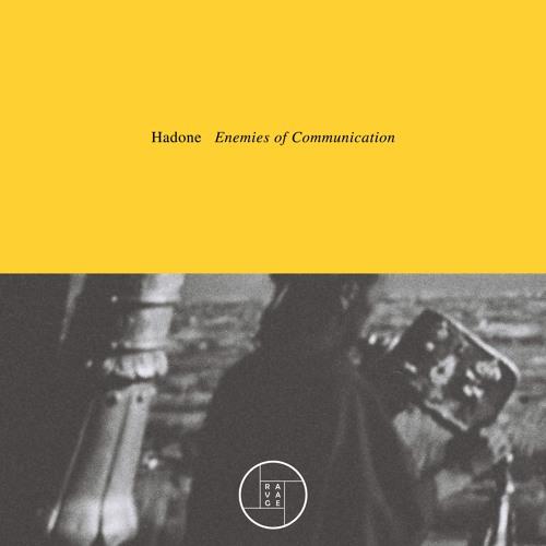 RDS001 | Hadone - Enemies of Communication EP