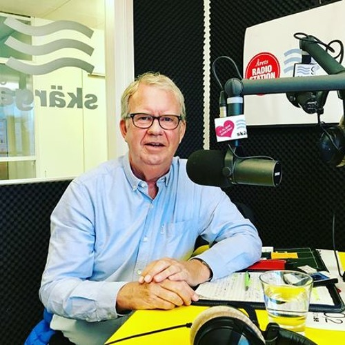 Stefan Blomdahl Värmdö Naprapaterna 12 september