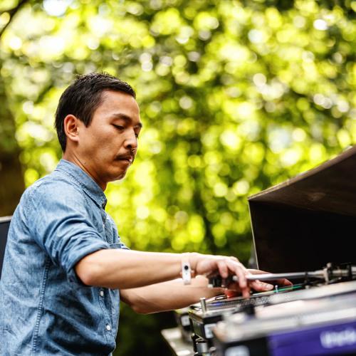 Phuong-Dan at Dekmantel Festival 2017
