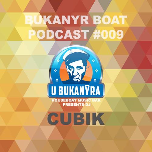 Bukanyr Podcast 009 - Cubik (Vivacity)