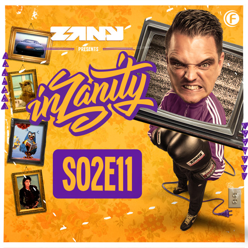 inZanity S02E11 - The Freestyle Podcast