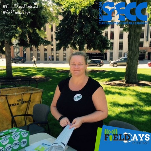 Field Days Podcast - SECC charitable giving by Field Days