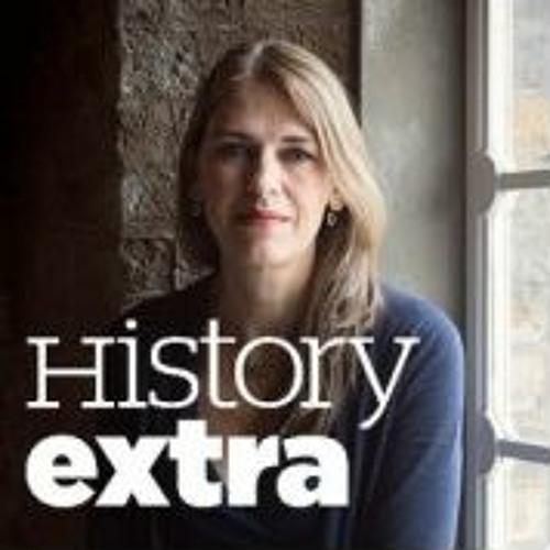 "Clare on ""History Extra"""