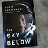 From Iran To Everest To Space, 'The Sky Below' Recounts One Astronaut's Life Of Adventure