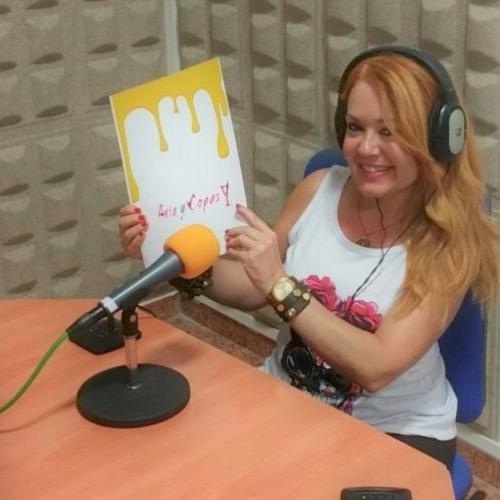 ENTREVISTA - Carmen - Arias - Arte - Y-Copas - 13 - 09 - 2017 - Radio - AxarquiaPlus
