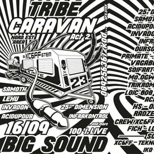 TRIBE CARAVAN #2