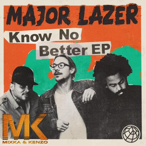 Baixar Major Lazer - Know No Better Ep (MK Remix 5A)