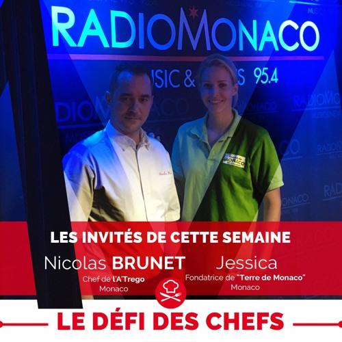 Radio Monaco - Le Défi des Chefs - 13/09/2017