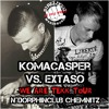 Komacasper vs. Extaso @ We Are Tekk Tour 2017 N*dorphinclub Chemnitz (9.9.17)