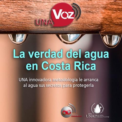 La verdad del agua en Costa Rica.