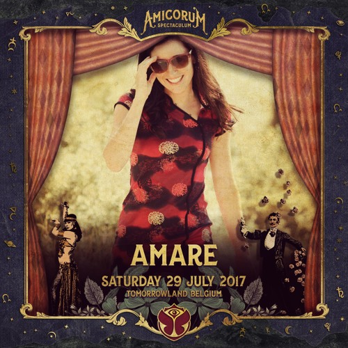 Amare @Tomorrowland - Chill out area; July 29, 2017