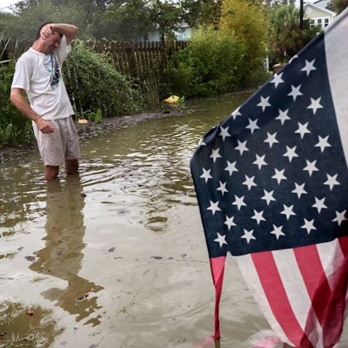 Gov. Deal Addresses Irma's Aftermath
