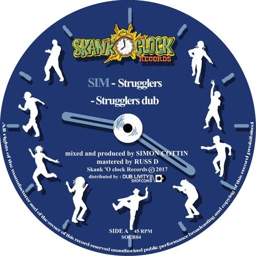 SOCR04A -SIM - Strugglers (Skank O'Clock Records)