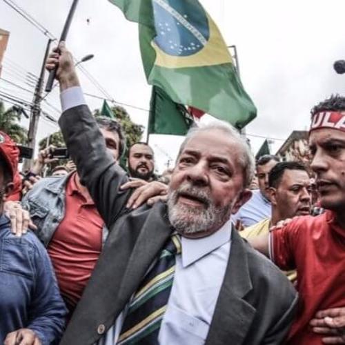 Ouça a íntegra do discurso de Lula