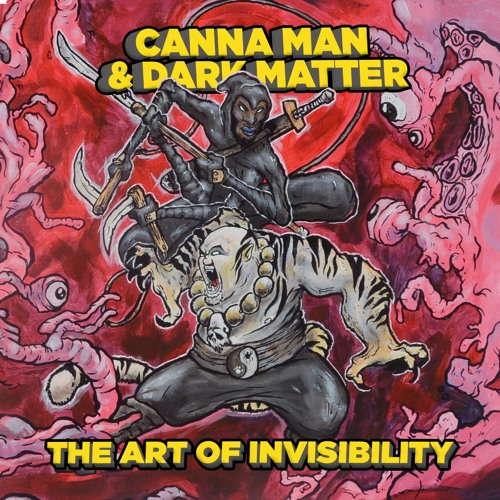 B5 Canna Man & Dark Matter - The Covenant (Prelude To The Seventh Sign)
