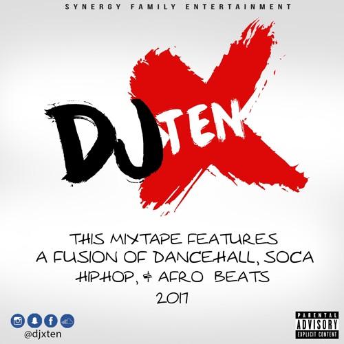 Fusion Mixtape (dancehall, soca, hiphop, afrobeat) October 2017