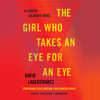The Girl Who Takes an Eye for an Eye by David Lagercrantz, read by Simon Vance