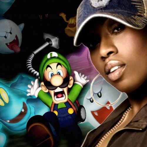 Work It Hallway (Luigi's Mansion x Missy Elliott Mashup)