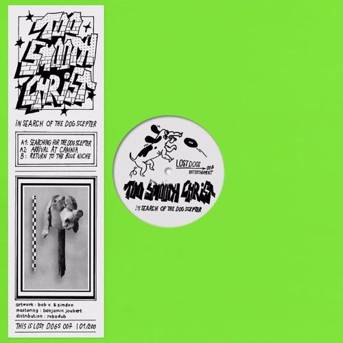 LDE 007 - TOO SMOOTH CHRIST - ARRIVAL AT CANINIA
