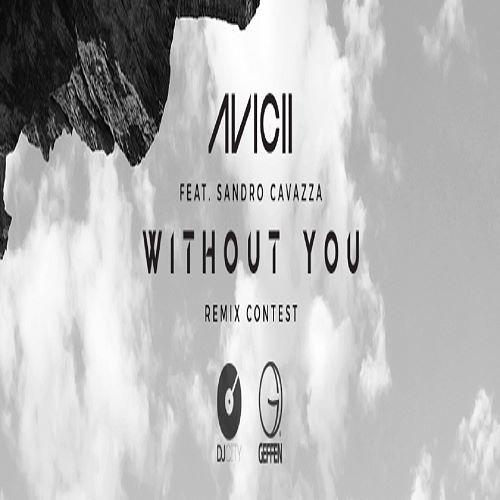 Avicii - Without You ( M.J.E - Remix )