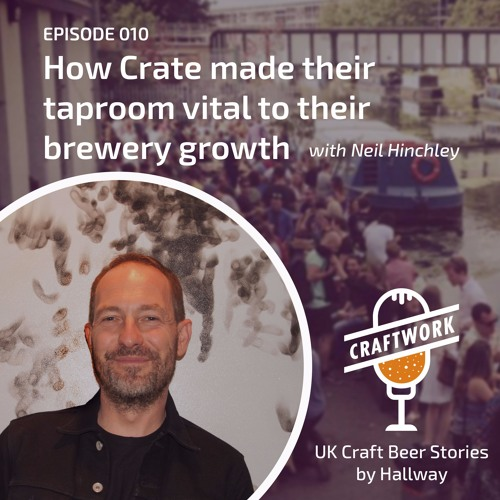 E010: How Crate made their taproom vital to their brewery growth