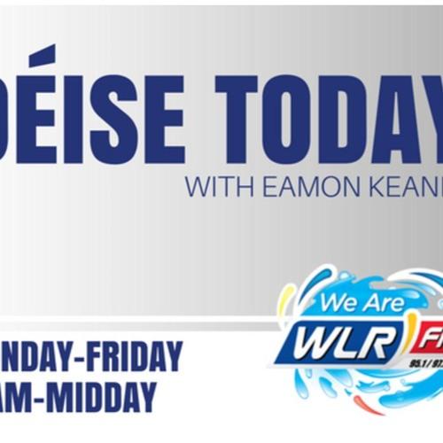 Eamon Keane interviews Graham Mulhern on WLRFM