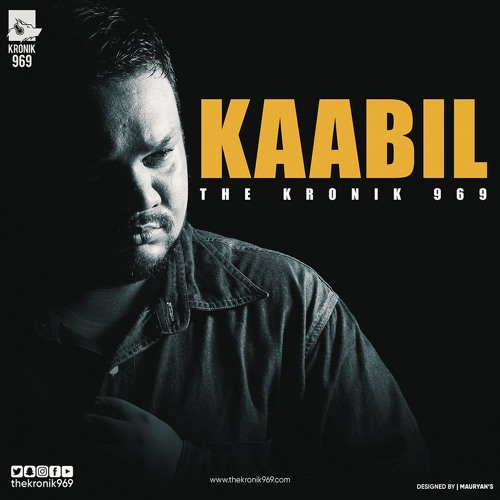 Kaabil - Kronik 969 | Latest Hindi Hip Hop Songs 2017