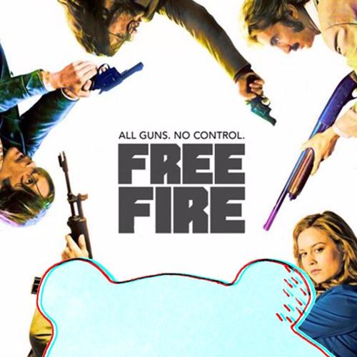 OZEF #07 - Mi-frite mi-petit pois | Critique du film Free fire