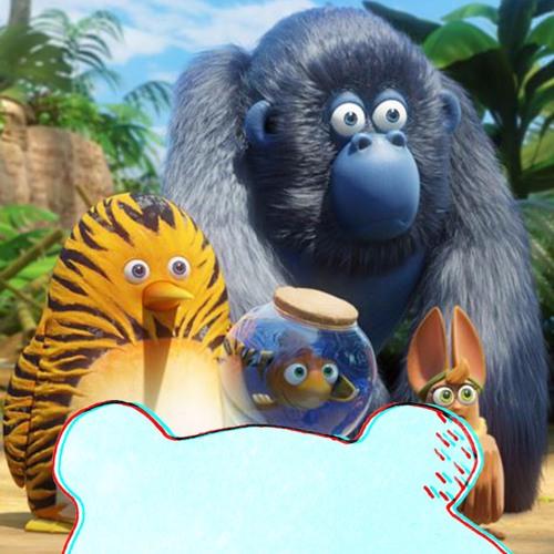 OZEF #11 Jungle bide | Critique du film Les as de la jungle