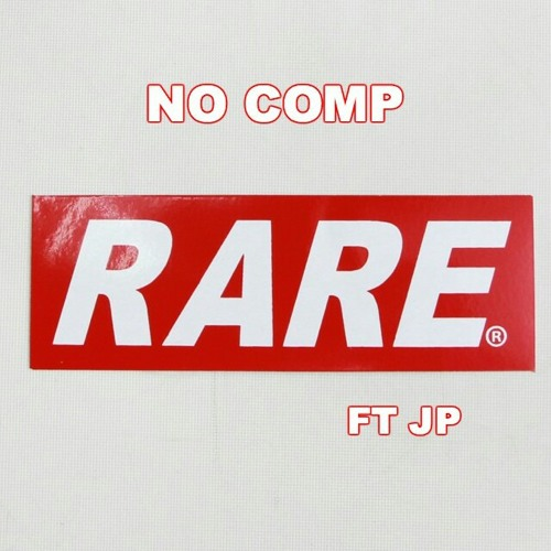 RARE No Comp feat JP