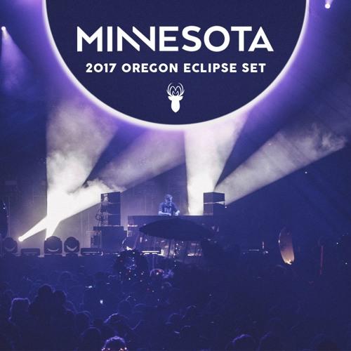 Minnesota Oregon Eclipse Set