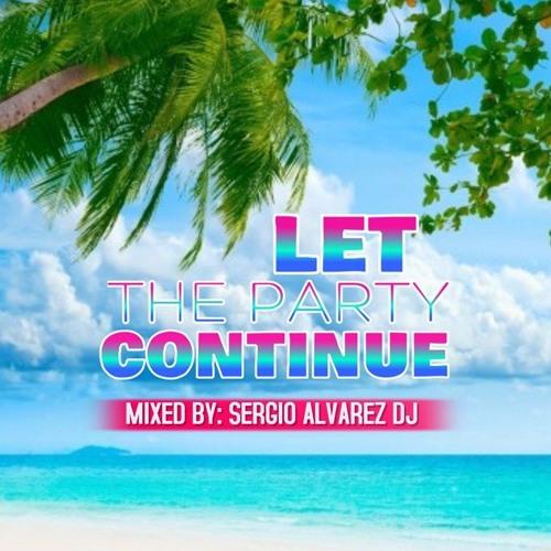 Let The Party Continue Vol2.