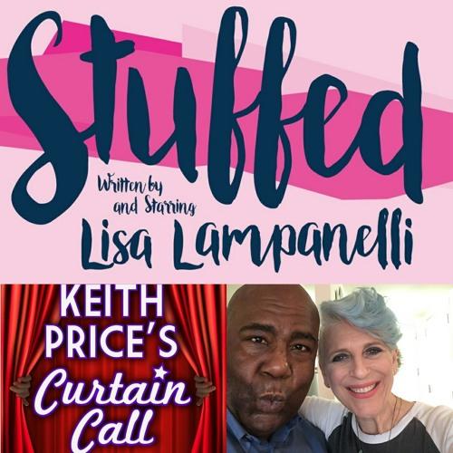 LISA LAMPANELLI WANTS YOU TO GET 'STUFFED'