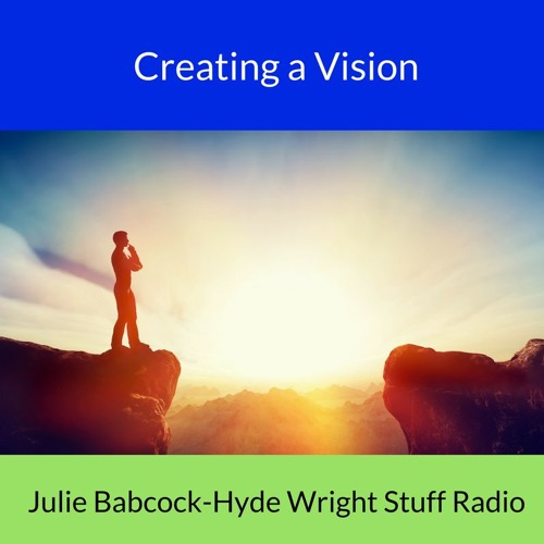 Wright Stuff Radio:  Creating a Vision with John Guanci