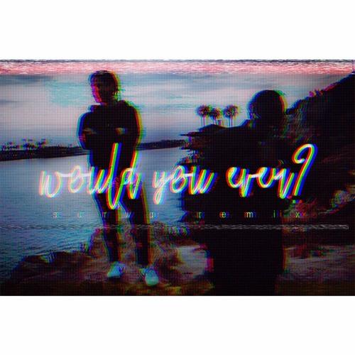 Baixar Skrillex & Poo Bear - Would You Ever [SCRVP Remix]