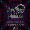 Dj Hard Bass Addict - HARDBOILED 107.8FM Psytrance Mix