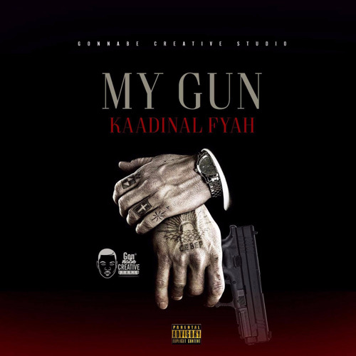 Kaadinal Fyah - My Gun (Official Audio)