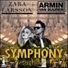 Armin Van Buuren Vs Clean Bandit Ft Zara Larsson - Symphony ( Yotam Mashilker Mash - Up)